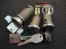 1969-1970 Buick Riviera Ignition and Door Locks