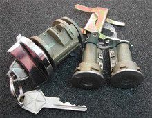 1987-1989 Dodge Dakota Ignition and Door Locks