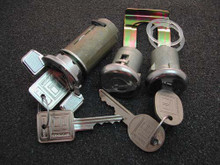 1970 Pontiac Tempest Ignition and Door Locks