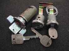 1969 Pontiac Firebird Ignition and Door Locks
