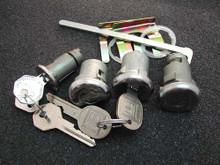 1963-1965 Pontiac Tempest Ignition, Door and Trunk Locks