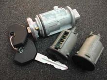 1996-1997 Chrysler Sebring Convertible Ignition and Door Locks