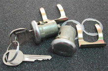 1967-1969 Chevrolet Camaro Door Locks