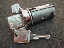 1969-1977 OEM Chevrolet Chevelle Ignition Lock
