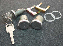 1966-1967 Chevrolet El Camino Ignition and Door Locks