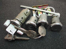 1987-1989 Cadillac Deville Ignition, Door and Trunk Locks