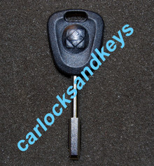 NEW Tibbe Key Cut To Code for a 1997-1999 Jaguar XK8