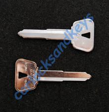 2008 - 2018 Yamaha Raider Key Blanks
