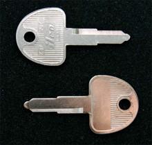 1991 - 1997 Suzuki GN125 Key Blanks