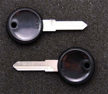 1988-1998 Volkswagen Fox Key Blanks