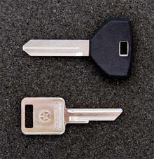 1990-1992 Dodge Ram Charger Key Blanks