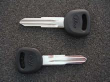 2006-2009 Kia Rio Key Blanks