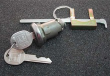 1973-1975 Buick Apollo Trunk Lock