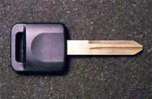 2003-2005 Nissan Murano Transponder Key Blank