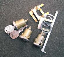 1979-1986 Oldsmobile Cutlass and Cutlass Supreme (2 Door) Door and Trunk Locks