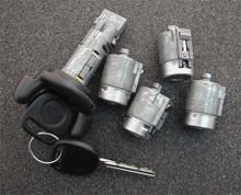 1999-2004 GMC Full Size Van Ignition and Door Locks Complete Set