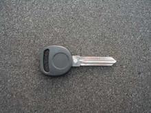2004-2007 Cadillac SRX Transponder Key Blank