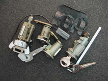 1979-1980 Ford Mustang Ignition, Door and Trunk Locks