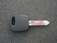 2001-2005 Mazda Tribute Transponder Key Blank