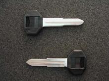 2000-2002 Isuzu Vehicross Key Blanks