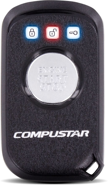 compustar slice jr 2 way remote start stereo west autotoys. Black Bedroom Furniture Sets. Home Design Ideas