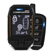 Compustar PRO T11 Remote Start System at Stereo West Autotoys
