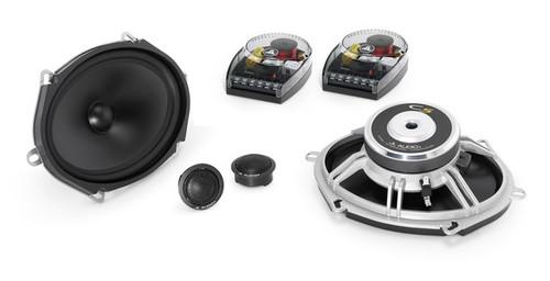 JL Audio C5-570: 5 x 7 / 6 x 8-inch (125 x 180 mm) 2-Way Component Speaker System