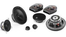 JL Audio C5-653: 6.5-inch (165 mm) 3-Way Component Speaker System