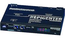 AudioControl's The Epicenter InDash Bass restoration processor with SPL/voltage display