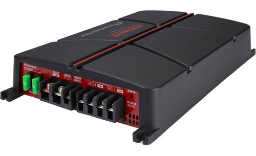 Pioneer GM-A5702 2-channel car amplifier — 150 watts RMS x 2