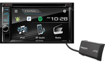 Kenwood Excelon DDX394-SAT DVD receiver with free SiriusXM satellite radio tuner