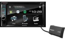 Kenwood Excelon DDX394-SAT DVD receiver with free SiriusXM satellite radio tuner