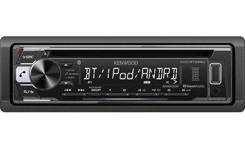 Kenwood KDC-BT268U CD receiver