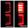 Ford F150 2015-2017 Light Bar LED Tail Lights - Chrome