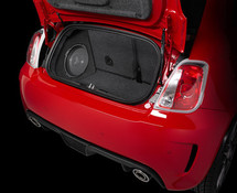 SB-FIAT-500/10TW3: Stealthbox® for 2007-Up Fiat 500 SKU # 94578
