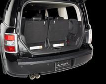 SB-F-FLX/10W3v3: Stealthbox® for 2009-Up Ford Flex SKU # 94451