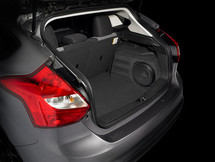 SB-F-FOC5DR/10TW3: Stealthbox® for 2012-Up Ford Focus 5-Door Hatchback SKU # 94560