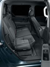 SB-H-RIDGLNE/10W3v3/TN: Stealthbox® for 2006-2014 Honda Ridgeline with Beige interior SKU # 94275