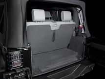 SB-J-JK2DR/10W1v3/BK: Stealthbox® for 2007-Up Jeep Wrangler 2dr with Black interior SKU # 94512