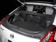 SB-N-370/10W3v3: Stealthbox® for 2009-Up Nissan 370Z SKU # 94480