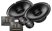 "Pioneer TS-Z65CH 6-1/2"" component speaker system"