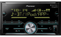 Pioneer MVH-S600BS Digital media receiver (does not play CDs)