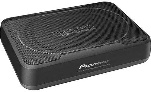 Pioneer TS-WX130DA 160-watt compact powered subwoofer