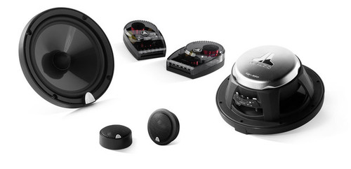 JL Audio C3-650: 6.5-inch (165 mm) Convertible Component/Coaxial Speaker System