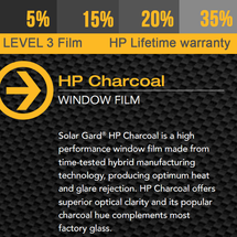 Window Tint Level 3 with Lifetime Warranty