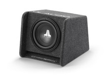 JL Audio CP110-W0v3: Single 10W0v3 BassWedge, Ported, 4 Ω