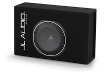 JL Audio CP110LG-TW1-2: Single 10TW1 MicroSub, Ported, 2 Ω