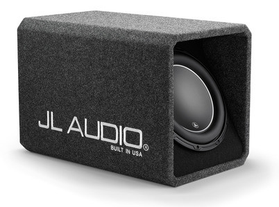 JL Audio  HO112-W6v3: Single 12W6v3 H.O. Wedge, Ported, 2 Ω