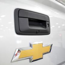 2014 - 2015 Chevrolet Silverado Tailgate Camera