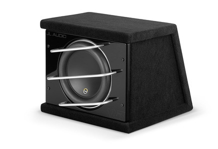 JL Audio CLS110RG-W7AE: Single 10W7AE ProWedge, Sealed, 3 Ω